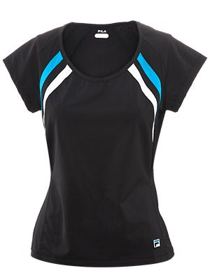 Fila Women's Spring Center Court Cap Sleeve