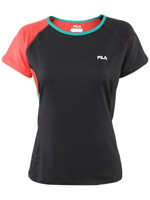 Fila Women's X-Effect Stride SS Top