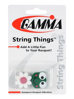 Gamma String Things Dampener 2 pack Frog