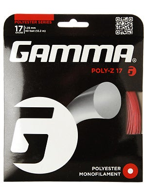 Gamma Poly Z 17 String
