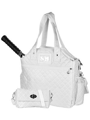 Jet Tote Bag White Ritz