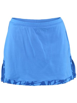 Jerdog Women's Royal Slit Power Skort
