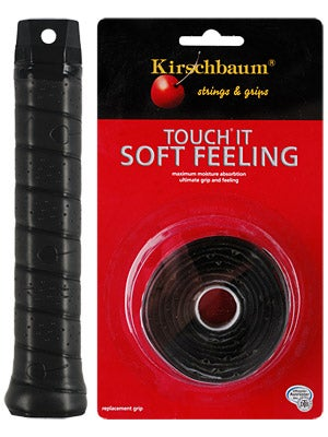 Kirschbaum Soft Feel Replacement Grip Black