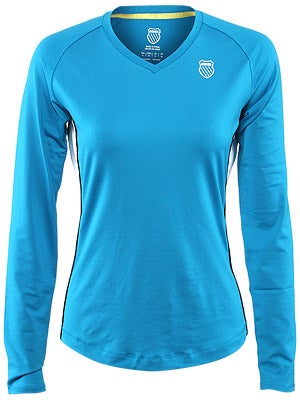 KSwiss Women's Fall Long Sleeve Top