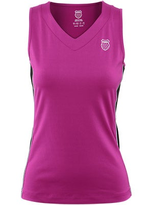 KSwiss Women's Spring Side Panel Tank
