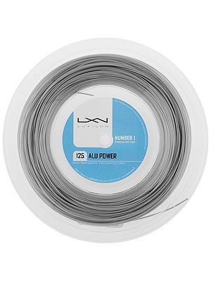 Luxilon ALU Power Silver 16L 100M String Reel
