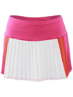 Lucky In Love Women's Shape Up Pleated Skort