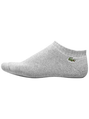 Lacoste Low Cut Ped Socks Grey