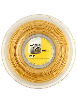 Luxilon 4G 16L (1.25) 660' String Reel