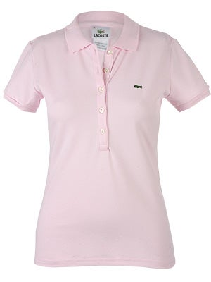 Lacoste Women's 5 Button Pique Polo