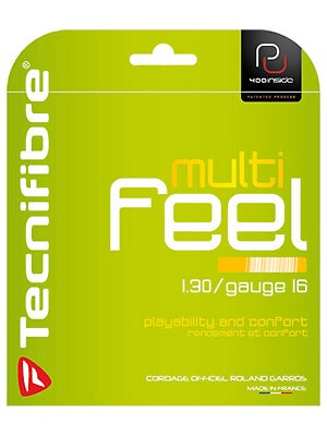 Tecnifibre Multi-Feel 16 String