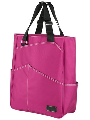 Maggie Mather Tennis Tote Bag Fuchsia
