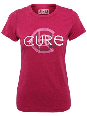New Balance Women's Pink Ribbon Cure Tee