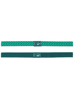 Nike Chevron Sport Hairband Teal