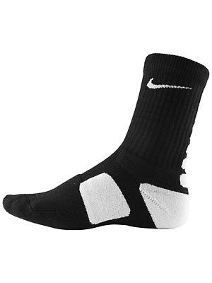 Nike Dri-Fit Elite Crew Sock Black