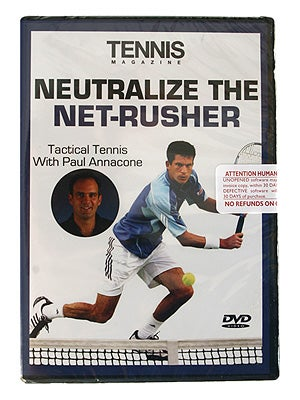 Neutralize the Netrusher DVD