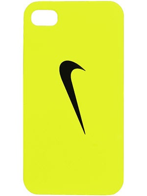 Nike Graphic iPhone 4/4s Hard Case Volt