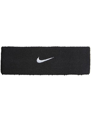 Nike Home & Away Headband Black/White