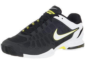 Nike Zoom Breathe 2k11 Black/Yellow Men's Shoe