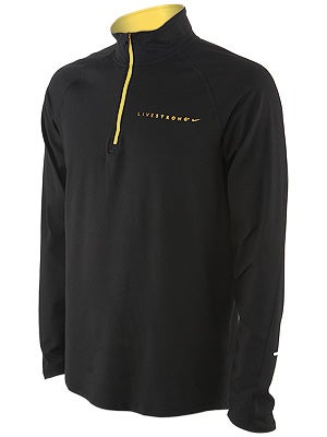 Nike Men's LIVESTRONG Element 1/2 Zip Top