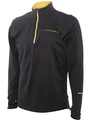 Nike Men's LIVESTRONG Spring Element 1/2 Zip Top
