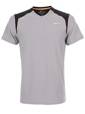 Nike - футболка Geometric из весенней коллекции Advantage.