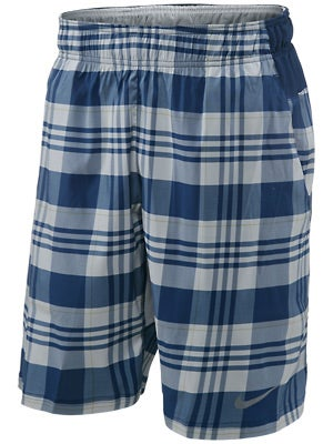 Nike Mens Winter Gladiator Plaid 10 Short