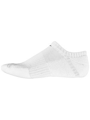 Nike Junior No Show 3-Pack Socks White