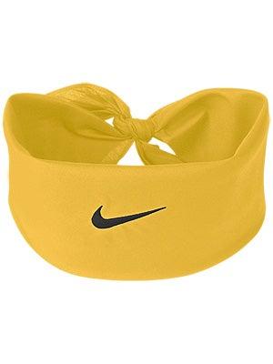 Nike Spring Swoosh Bandana Maize