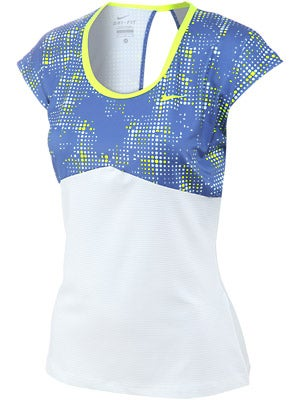 Nike Women's Force Printed Top