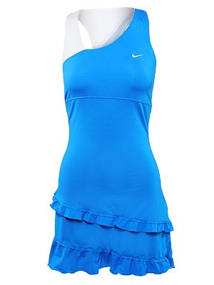 Nike Women's Flirty Set Point Dress
