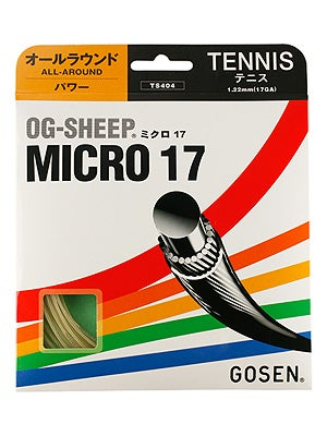 Gosen OG-Sheep Micro 17 Natural String
