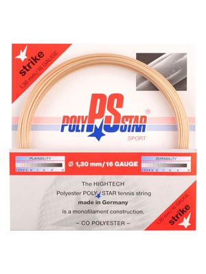 Poly Star Strike 16 String