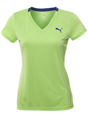 Puma Women's Spring Thrive SS Top