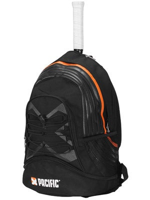 Pacific Basalt-X Black Back Pack Bag