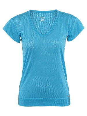Reebok Women's Spring Burnout Tee.