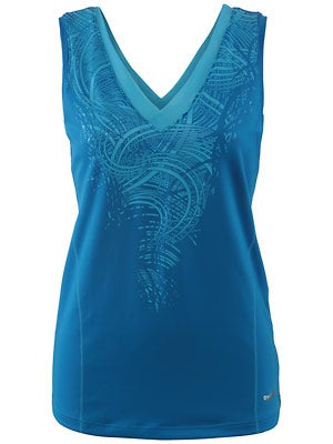 Reebok Womens Summer Graphic Tank