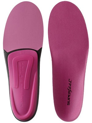 Superfeet Premium Insoles Berry