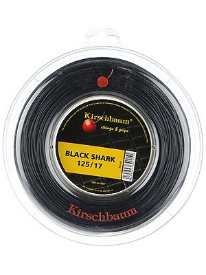 Kirschbaum Spiky Black Shark 17 660 String Reel