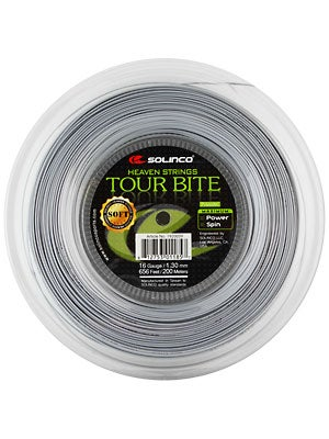 Solinco Tour Bite Soft 16 (1.30) String Reel