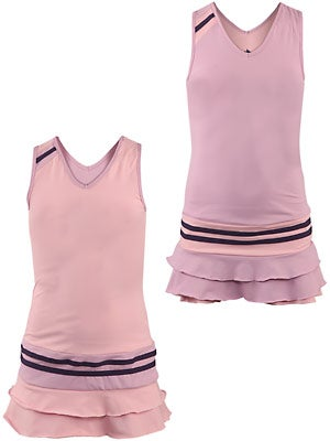 Switch Girl's Reversible Dress Pink/Purple