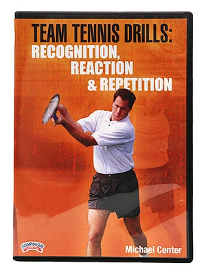 Team Tennis Drills: Recog. React & Rep.