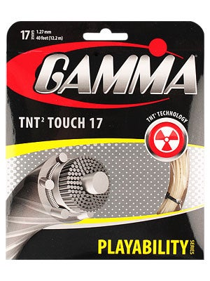Gamma TNT2 Touch 17 Natural String