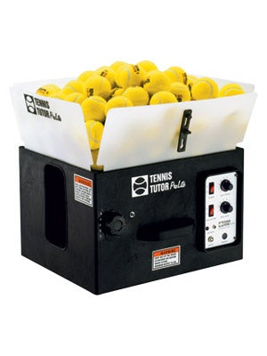 Tennis Tutor ProLite Ball Machine AC w/ Oscillation