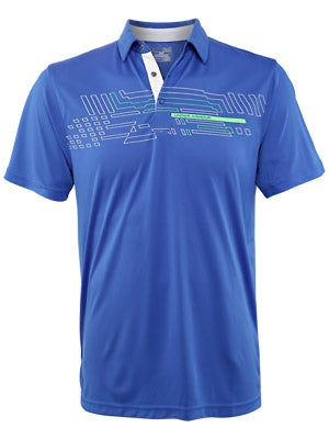 Under Armour Mens Fall Graphic Energy Polo