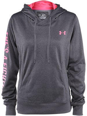 under armour breast cancer. under armour women\u0027s power in pink fighter hoodie | shop your way: online shopping \u0026 earn points on tools, appliances, electronics more breast cancer n