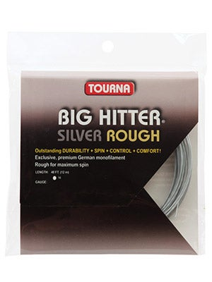Tourna Big Hitter Rough 16 tennis string review