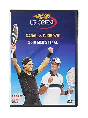 US Open 2010 Final- Nadal v. Djokovic DVD