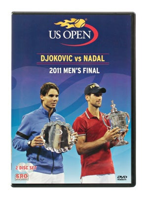 US Open 2011 Final- Djokovic Vs. Nadal DVD