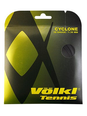 Volkl Cyclone 16 tennis string review